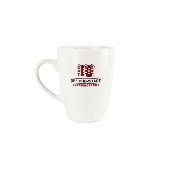 """Kaffeebecher """"Speicherstadt Kaffeerösterei"""""""