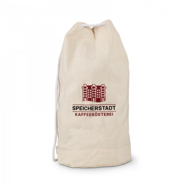 "Seesack ""Speicherstadt Kaffeerösterei"""