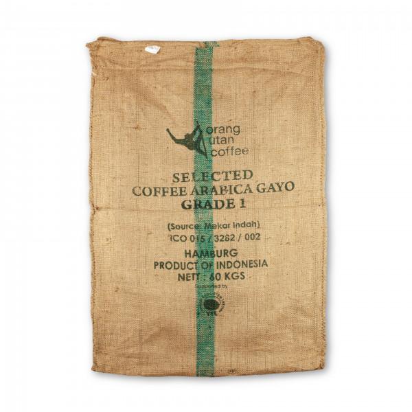 Kaffeesäcke Qualität 1