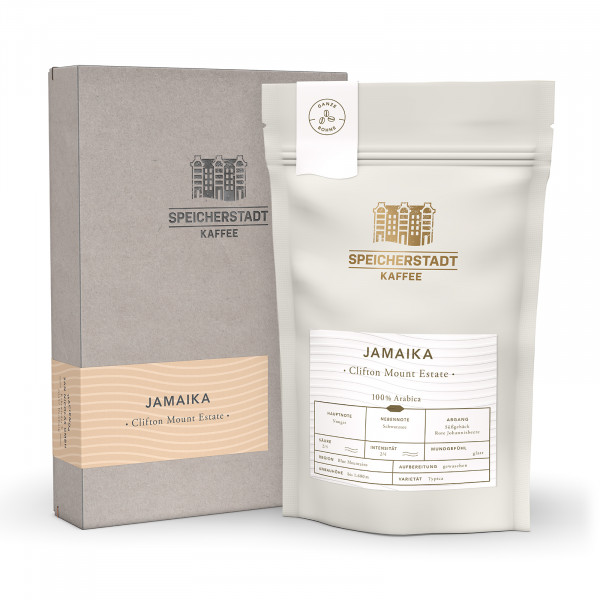 Jamaika Clifton Mount Estate 125g