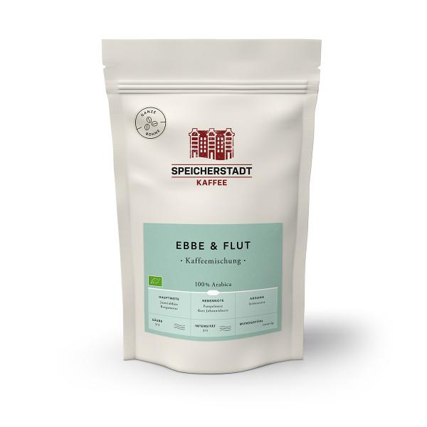Ebbe & Flut Kaffeemischung BIO